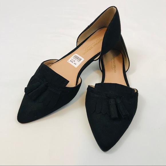 071400c61c18 Christian Siriano Shoes - Christian Siriano Pointed Toe Flats